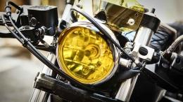 lampe xv950 Yamaha umbau yardbuilt