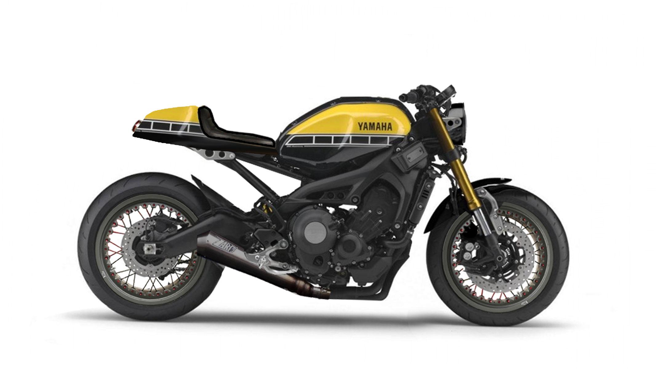 Yamaha Xj Headlight